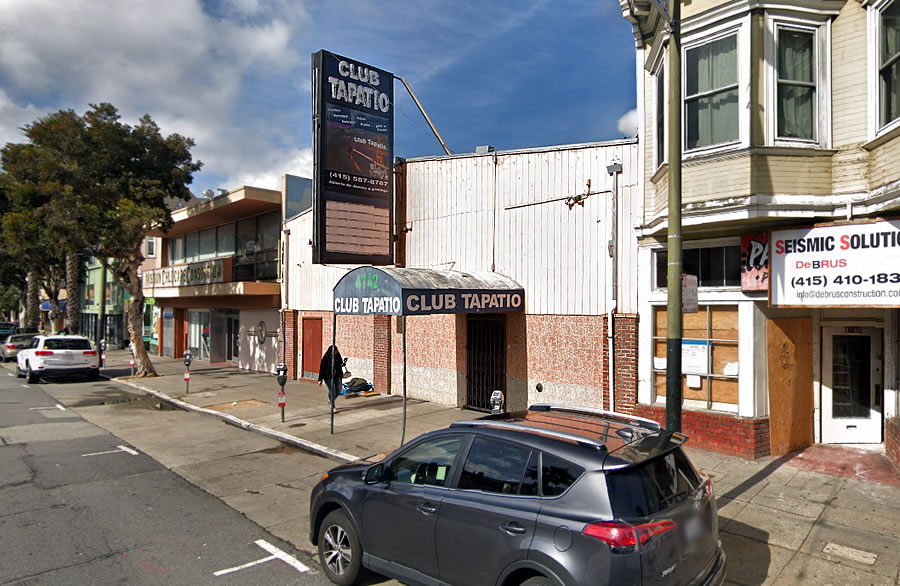 Big Plans for Shuttered Nightclub Site