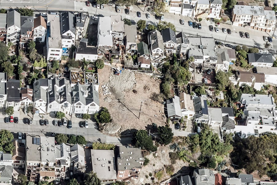 Ambitious Potrero Hill Infill Project has Traded Hands