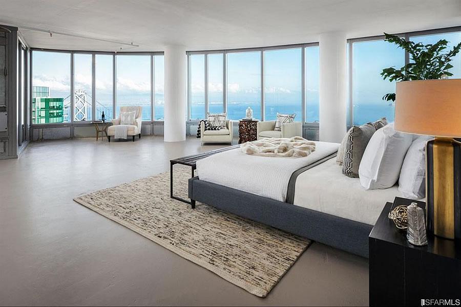 201 Folsom Street #41A - Master Bedroom