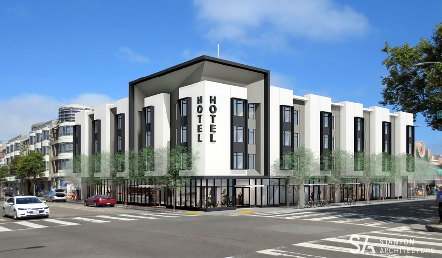Muted Plans for Proposed Fisherman's Wharf Hotel