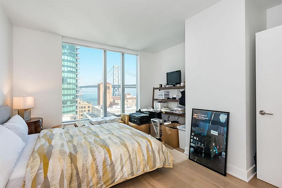 338 Main Street #14B Bedroom