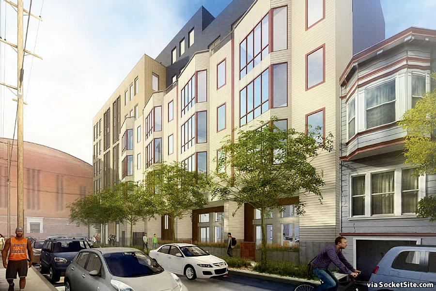344 14th Street Rendering Revised - 14th Street