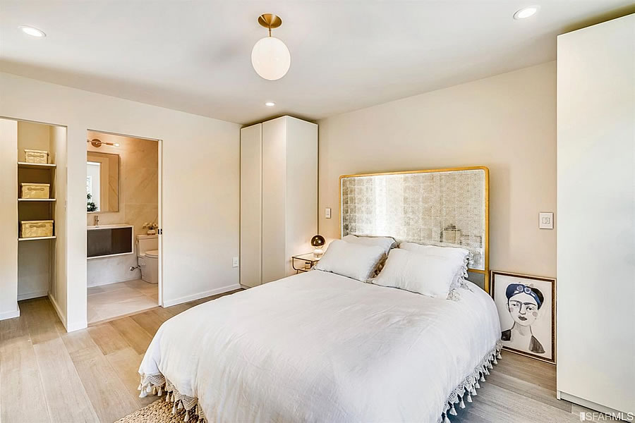 1119 Hollister Avenue 2019 - Bedroom