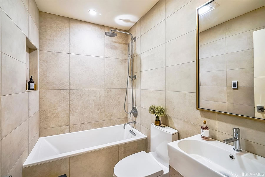 1119 Hollister Avenue 2019 - Remodeled Bath