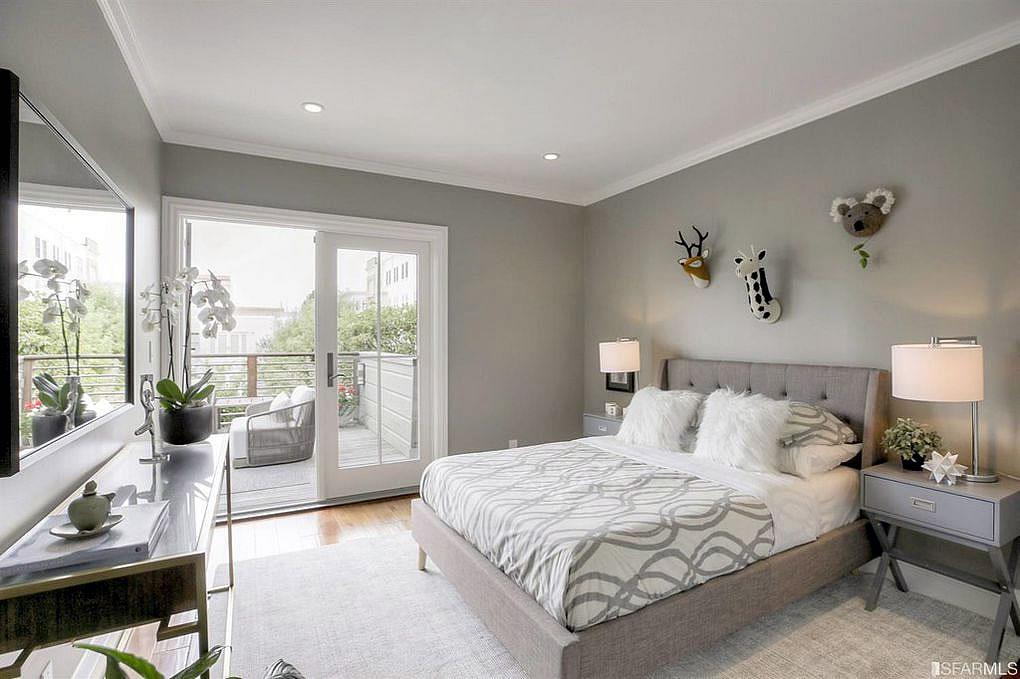2330 Francisco Street Bedroom
