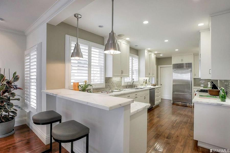 2330 Francisco Street Kitchen