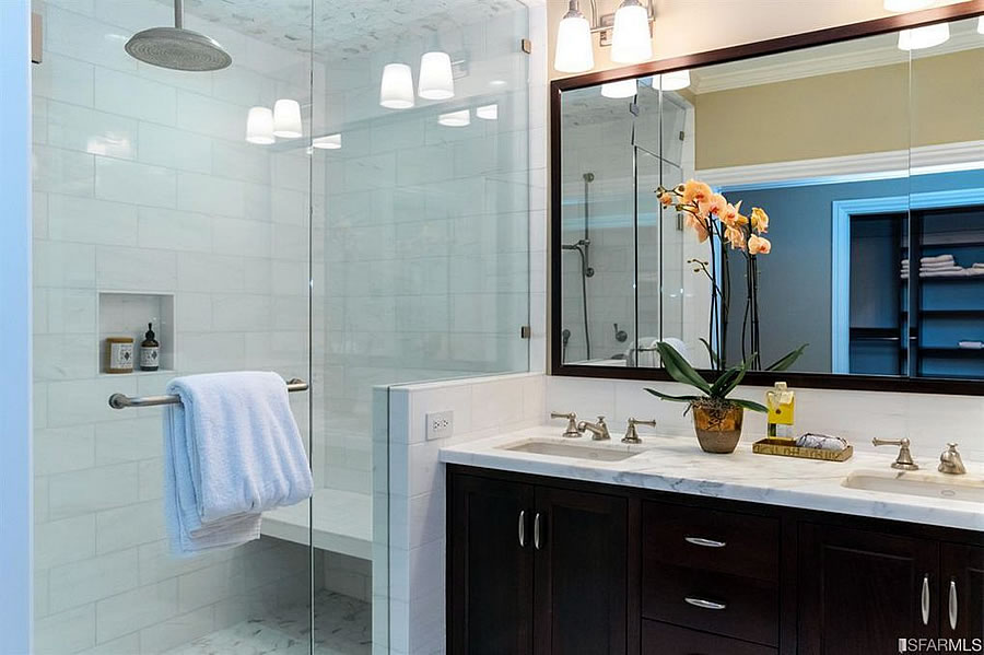 2330 Francisco Street Master Bath