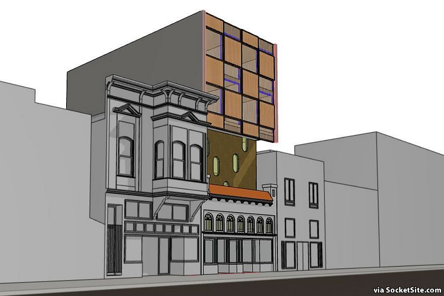 Planning Pans 'Degrading, Non-Subservient' Addition in the Mission