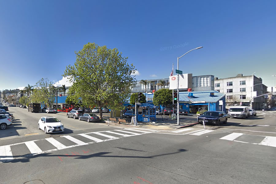 Big Plans for Odd Shaped Lower Potrero Hill Site