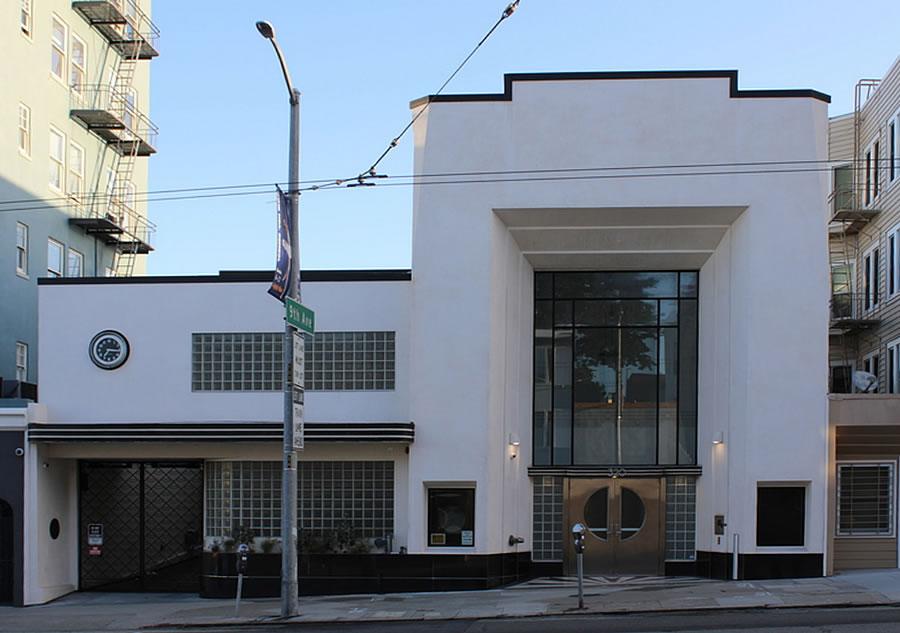 Landmark Doelger Building Back on the Market