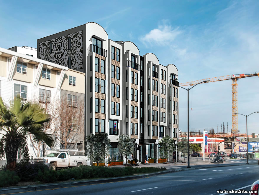 Waylaid Mission District Development Redesigned, Closer to Reality
