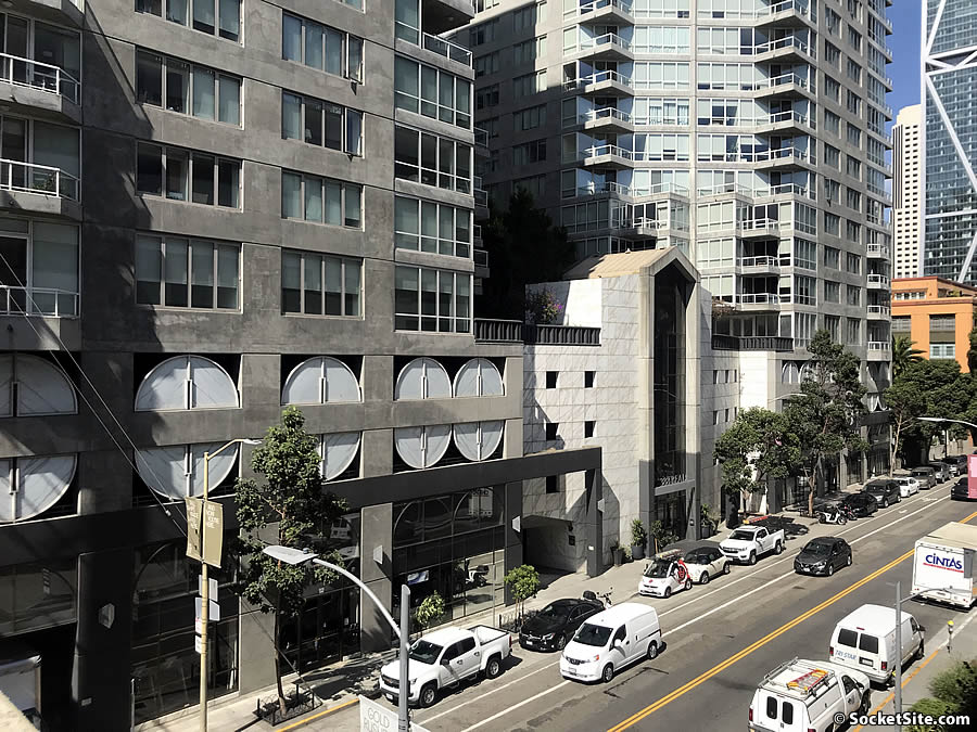 Plans to Convert Podium Parking into Dwelling Units