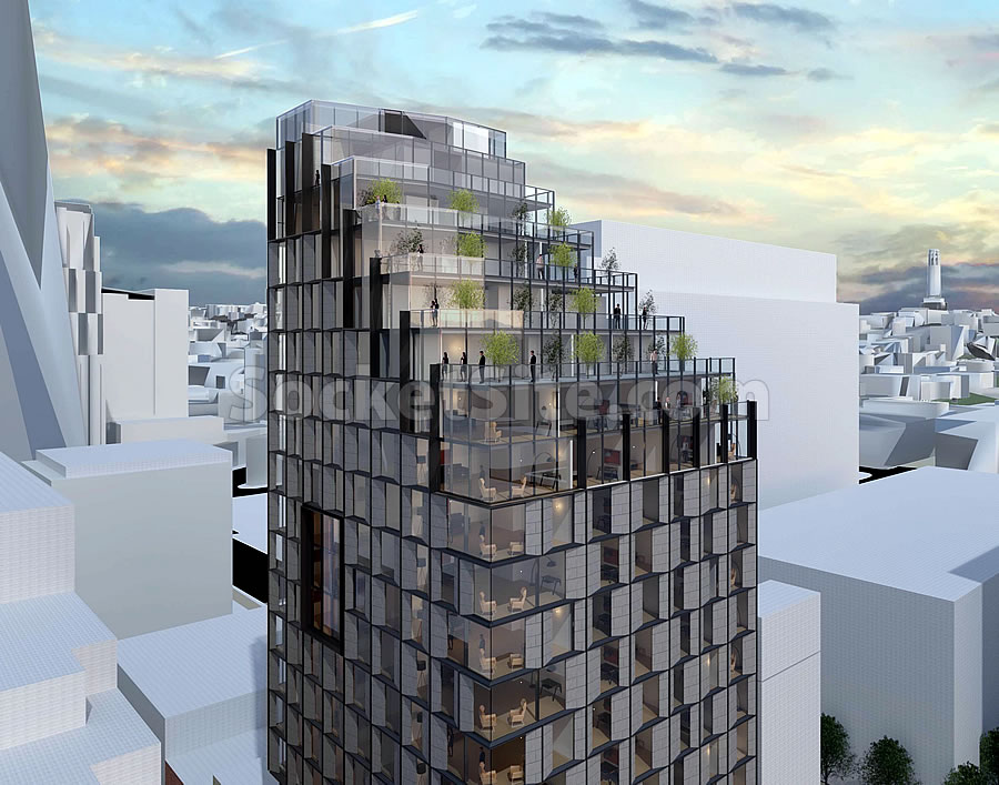 Proposed Terraced Tower Take Two