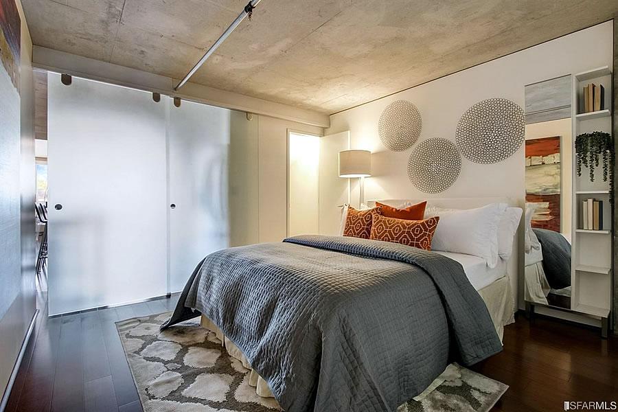 855 Folsom #523 Bedroom