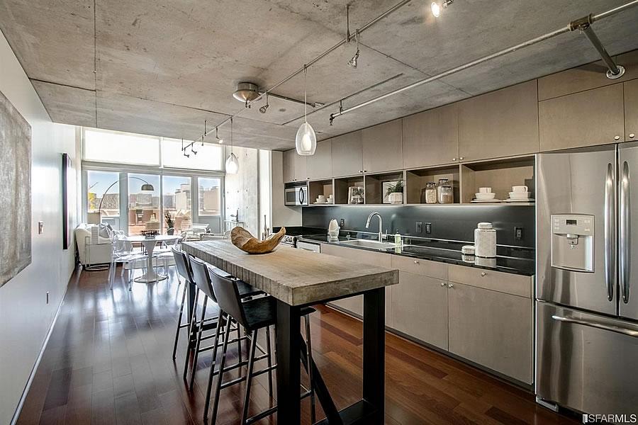 855 Folsom #523 Kitchen
