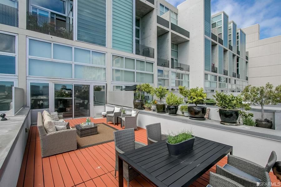 855 Folsom #523 Terrace
