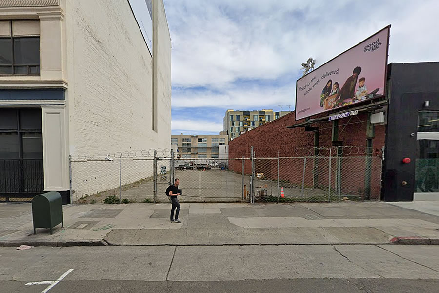 City Seeking Another Interim Use for an Affordable Housing Site
