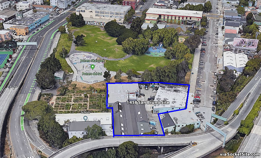 Bonus Plans for a Big Development on the Edge of the Mission