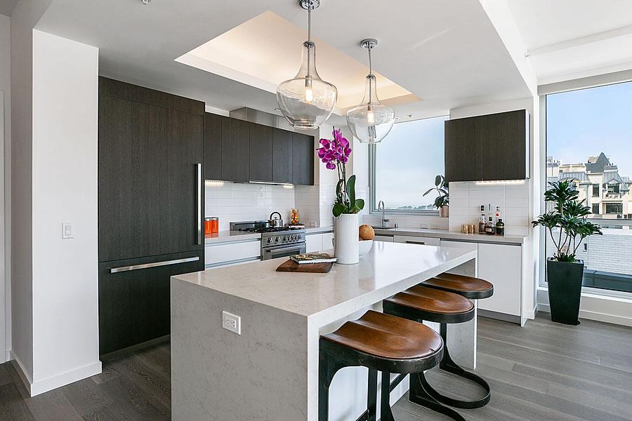 1501 Filbert Street #7C - Kitchen