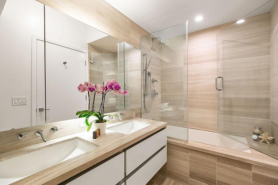 1501 Filbert Street #7C - Master Bath