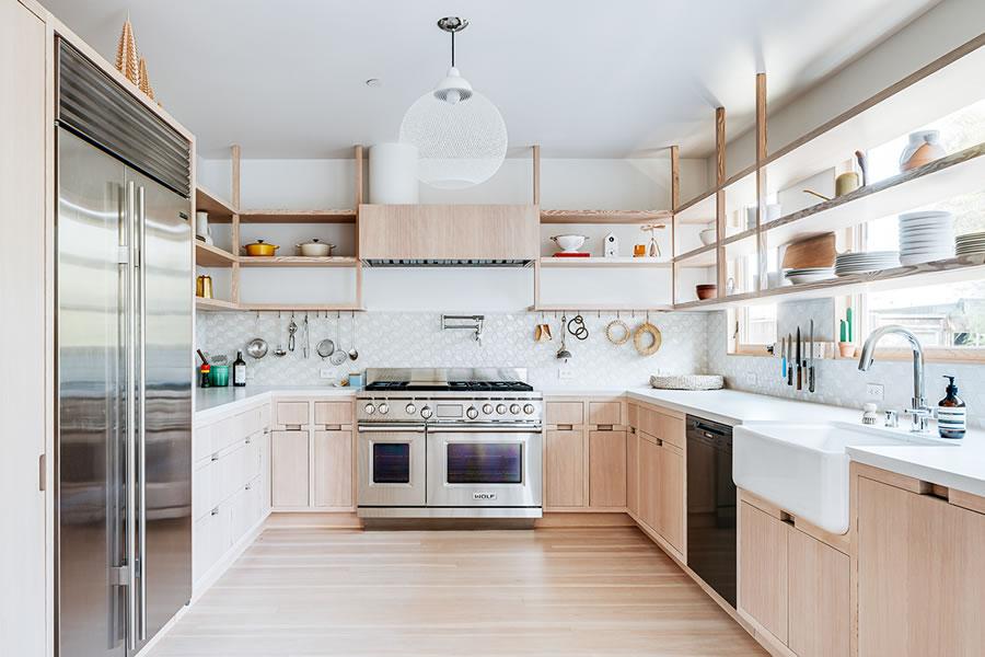 1985 15th Street - Kitchen