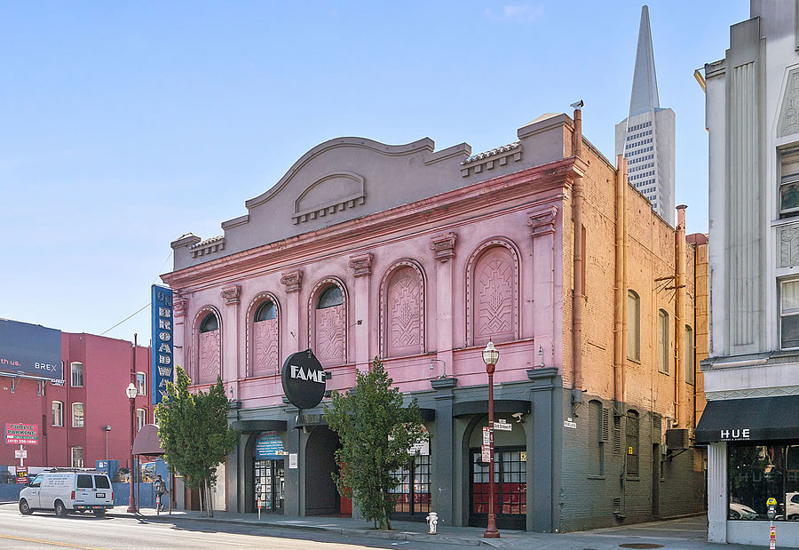 Storied North Beach Venue in Play