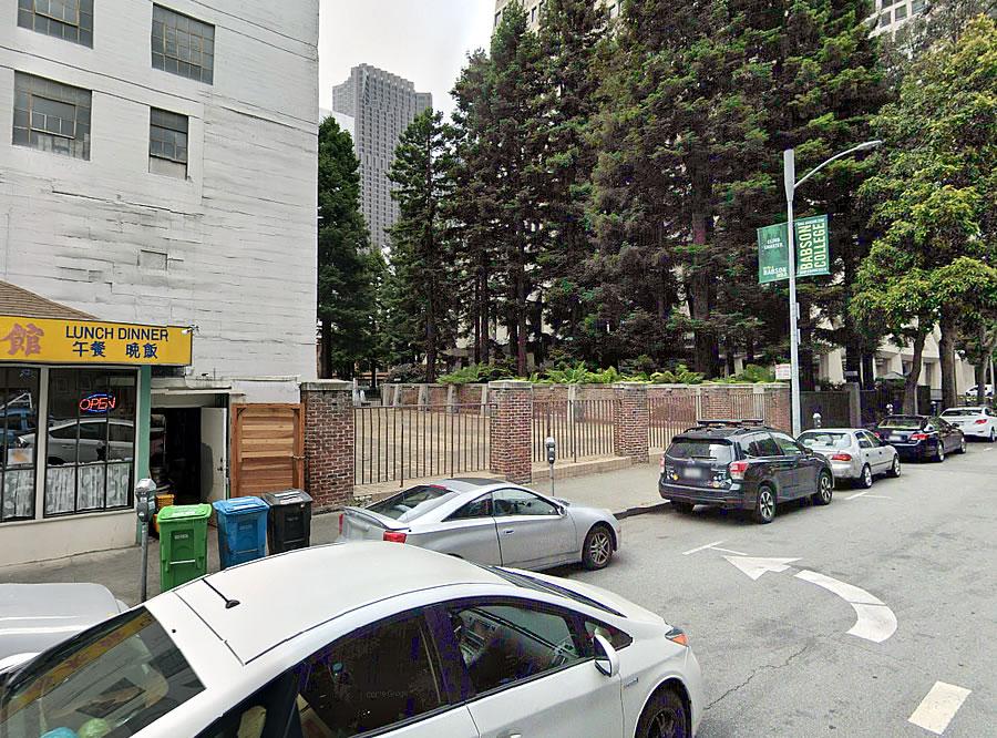 545 Sansome Street - Parcel