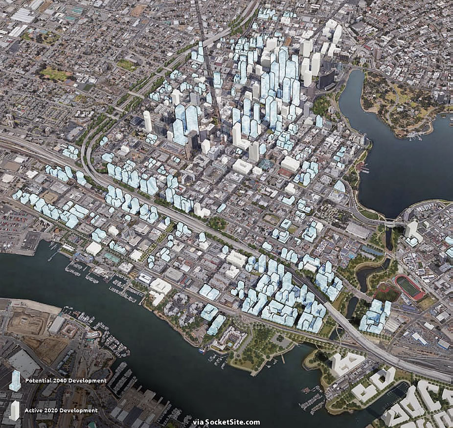 The Grand Plan for Oakland's Downtown