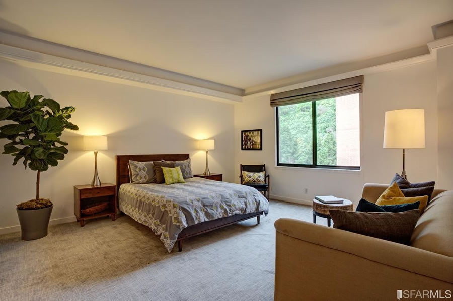 101 Lombard #812W 2016 - Bedroom