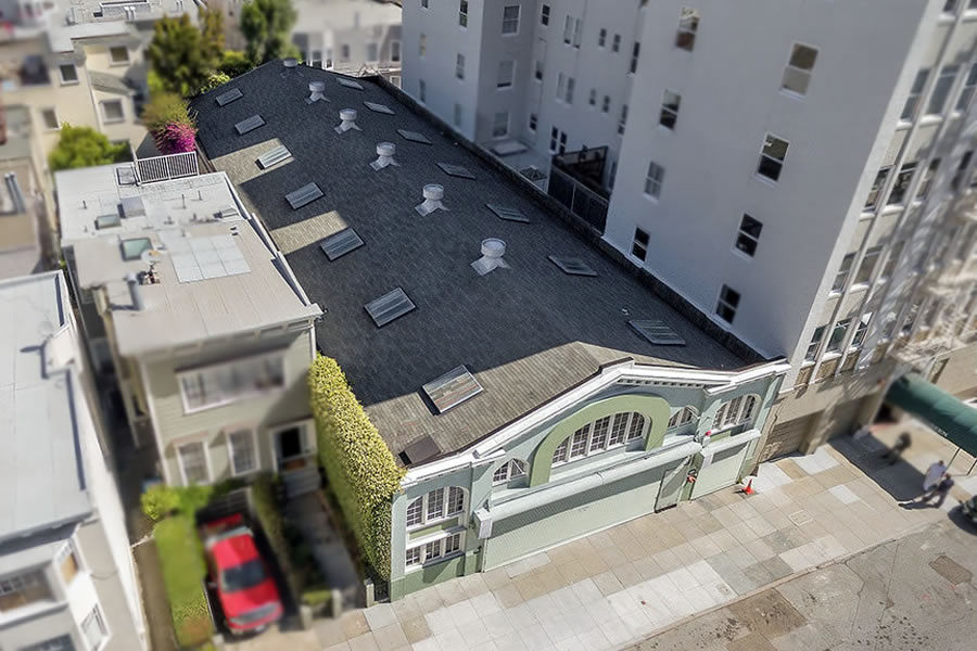 Residential Conversion of Historic Garage Slated for Approval