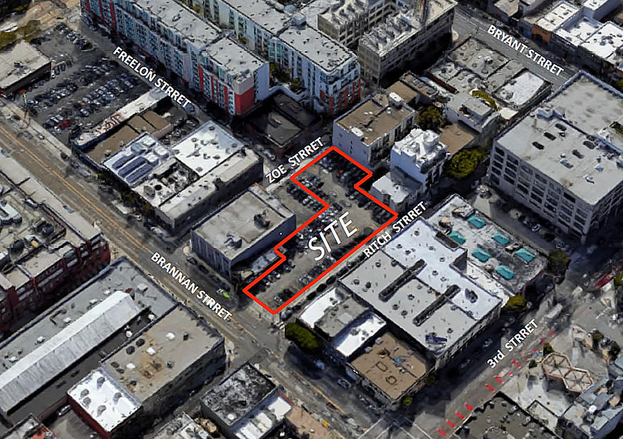 Hotel Plans Scrapped, Office Building(s) Now on the Boards