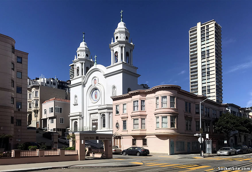 "Landmark ""Hacker"" Church Back on the Market for $7.5M"
