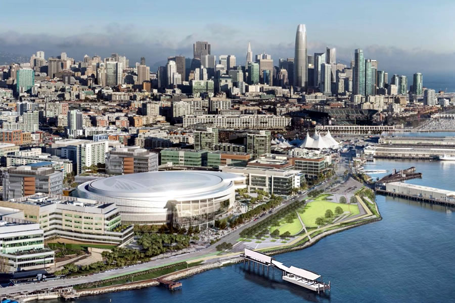 New Timing for Future Mission Bay Ferry Landing