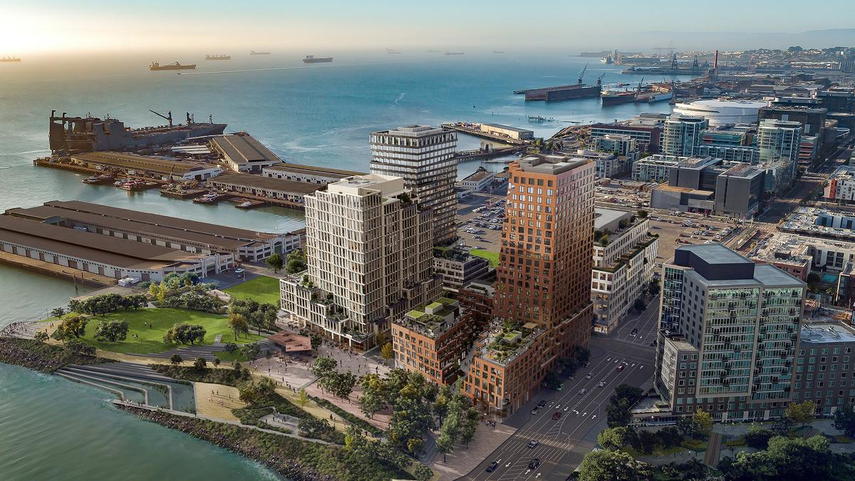 Giants Massive Mission Rock Development Closer to Reality as Well