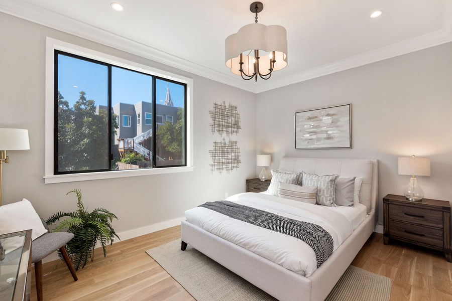 1683 Newcomb Avenue - Bedroom