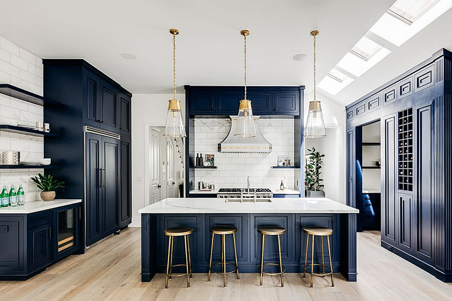 1709 Broderick 2019- Kitchen