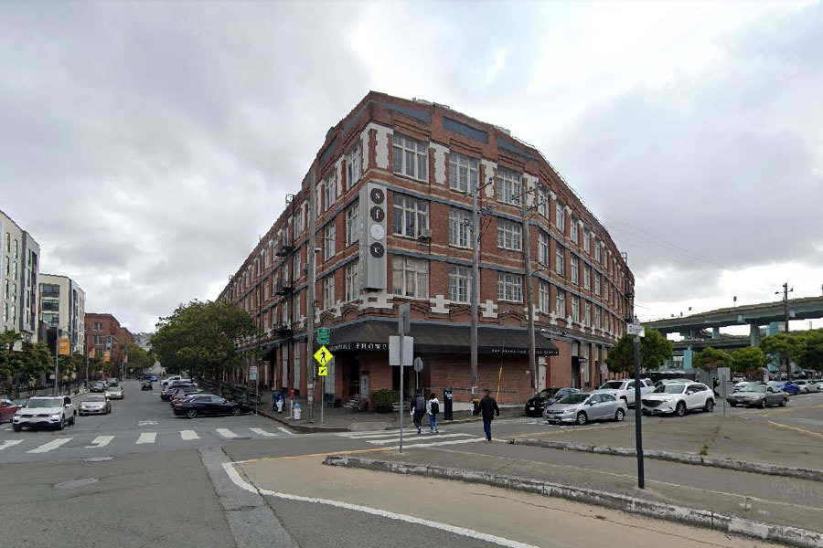 (Partial) Conversion of SF Design Center Slated for Approval