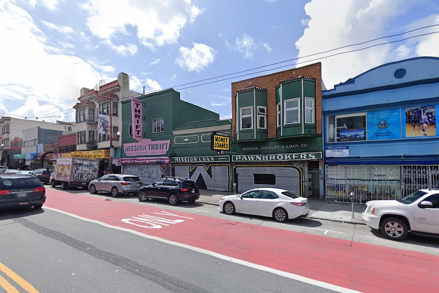 Speaking of Mission District Infill Projects…