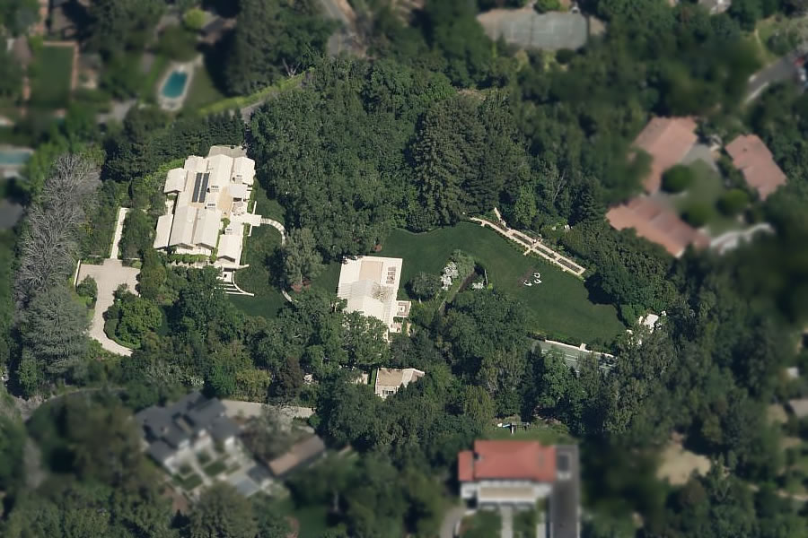 36 Glenwood Avenue Aerial