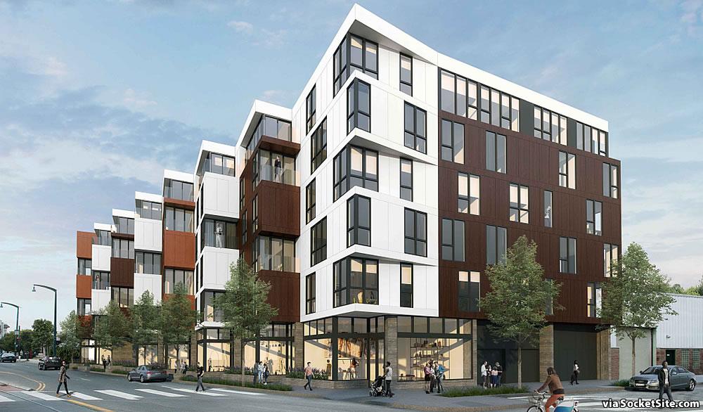 4200 Third Street Rendering 2019 - Innes