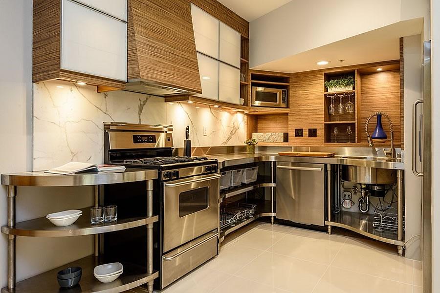 75 Lansing #1 Kitchen - 2019