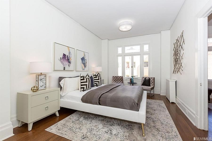 795 Sutter Street #301 - Bedroom