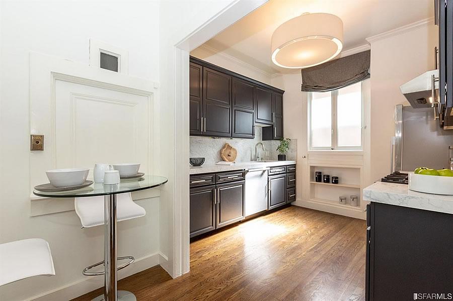 795 Sutter Street #301 - Kitchen Entry