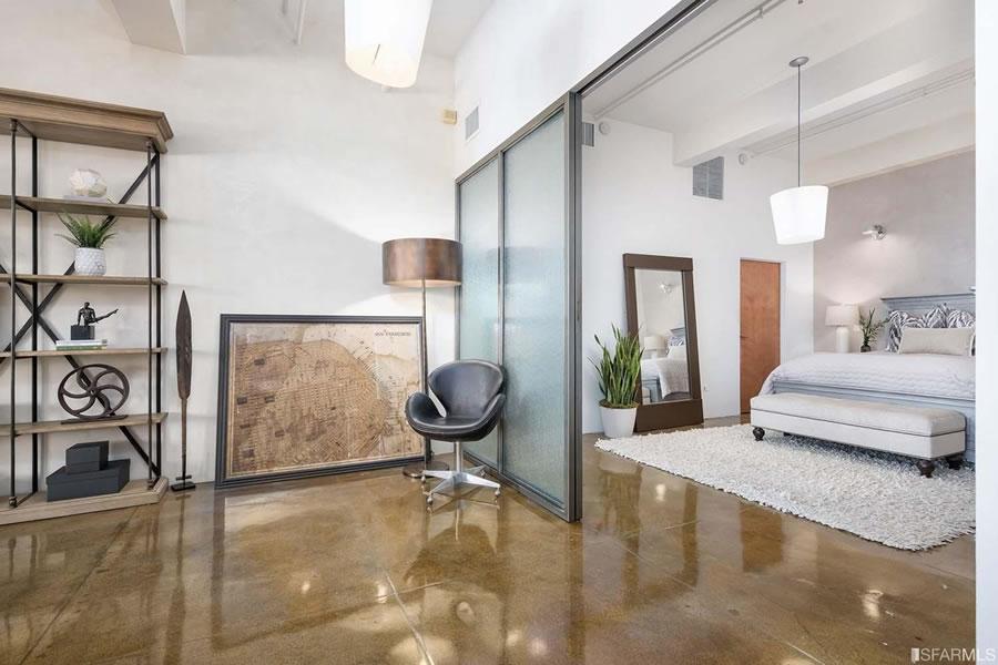2 Mint Plaza #602 - Bedroom Entrance
