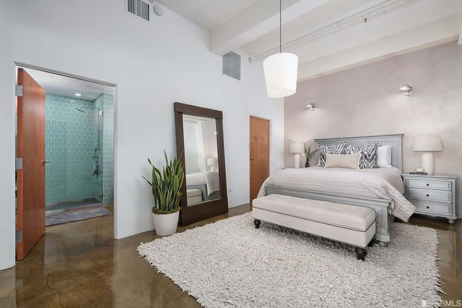 2 Mint Plaza #602 - Bedroom