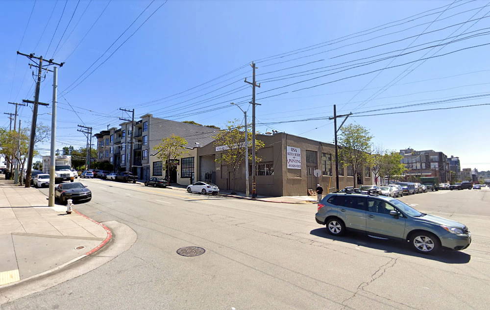 Reinstated Development Back on the Market in the Mission
