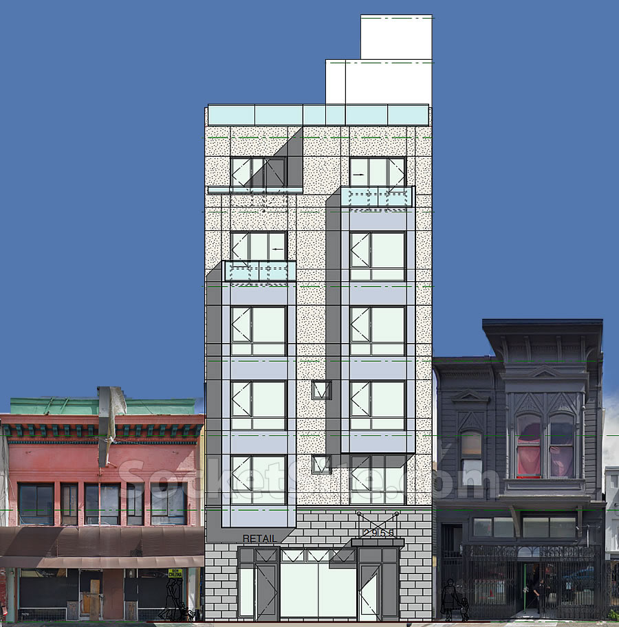 More Mission District Infill on the Boards