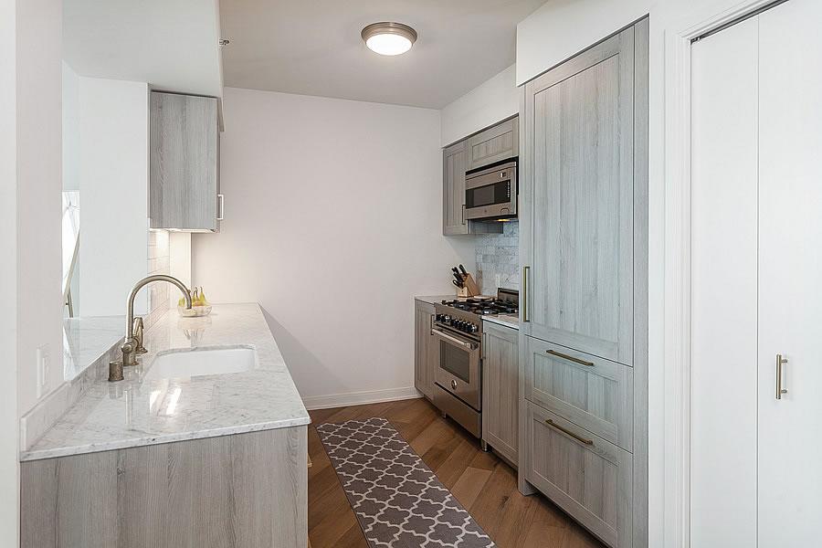 401 Harrison Street #11G - Kitchen