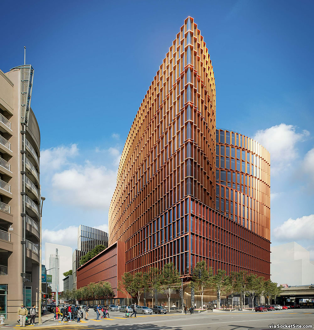 Key Central SoMa Development Refined, Slated for Approval