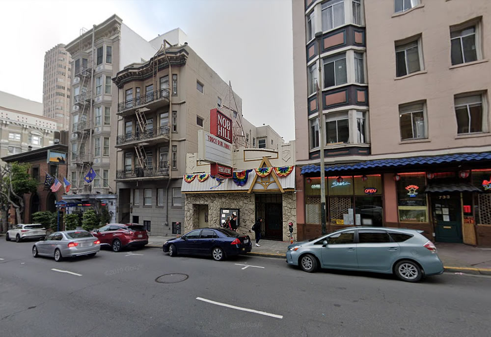 Plans for Iconic Nob Hill Theater Site Have Been Drawn